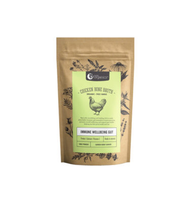 Chicken Bone Broth - Garden Herb 100g